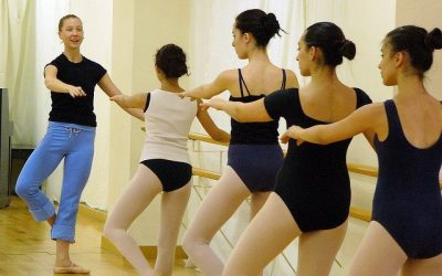 Homeschooled Ballet Students