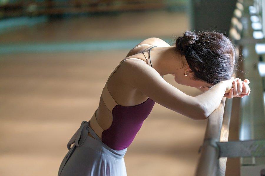 adult ballet dancer burnout