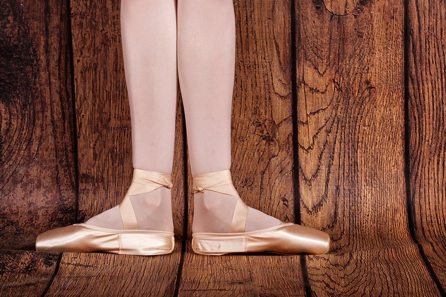 first position of the feet in ballet