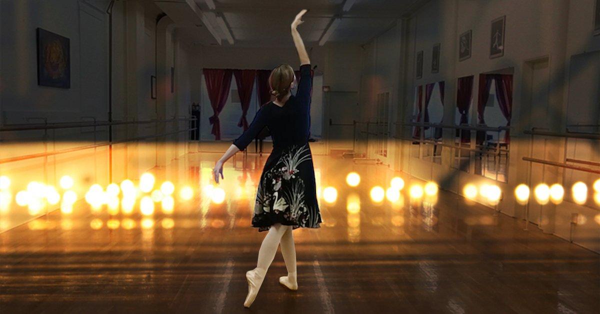 adult ballet performance