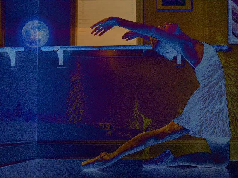 Adult Ballet Dancer Swan Lake post