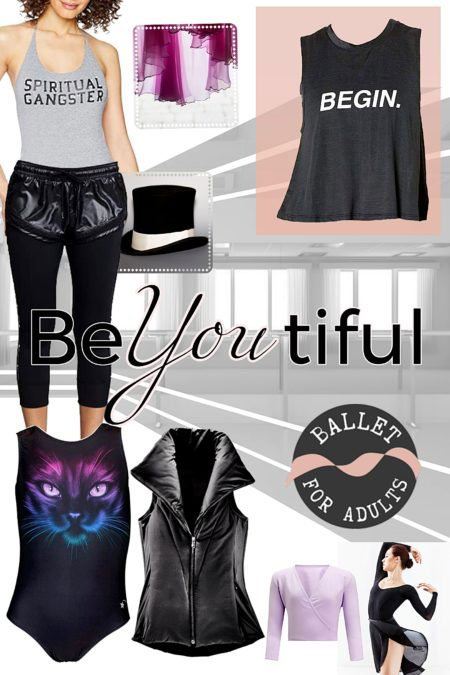 get the look be YOU tiful things to wear