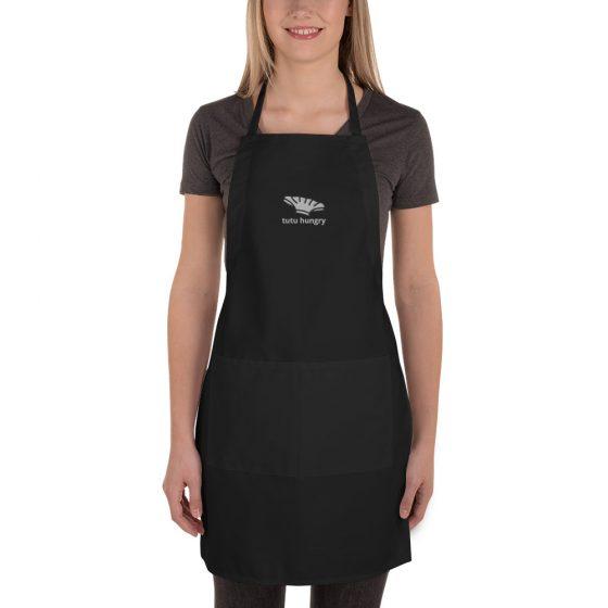 tutu hungry apron