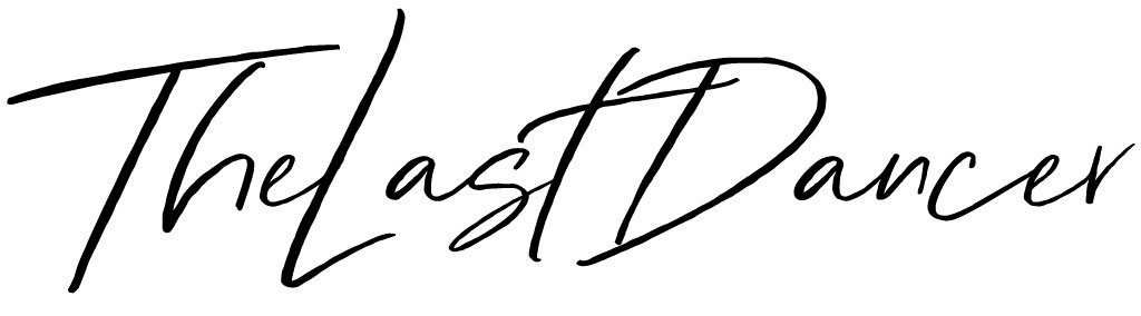 The Last Dancer script logo
