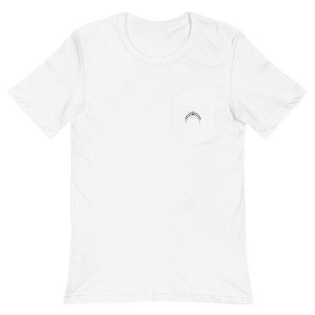 last dancer brand t-shirt white
